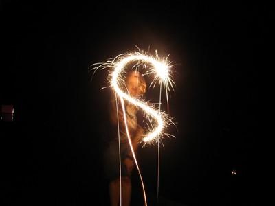 sparkler S